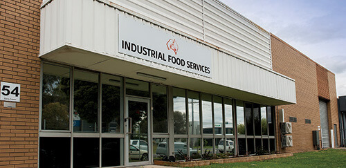 INDUSTRIAL FOOD SERVICES PTY. LTD