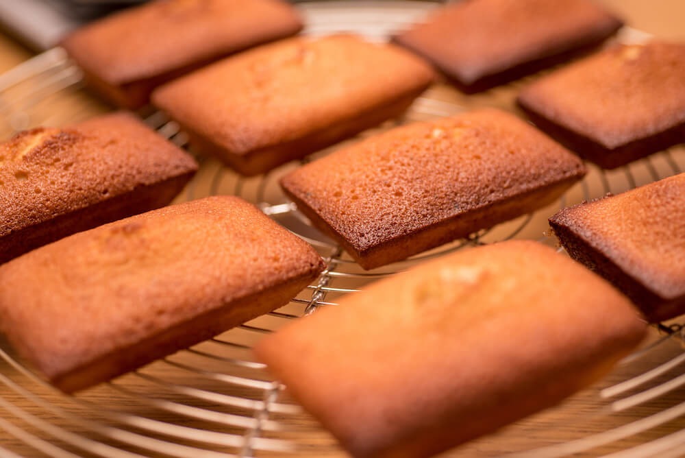 Margarine with Unique Taste Financier