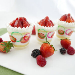 Strawberry Shortcake Cup