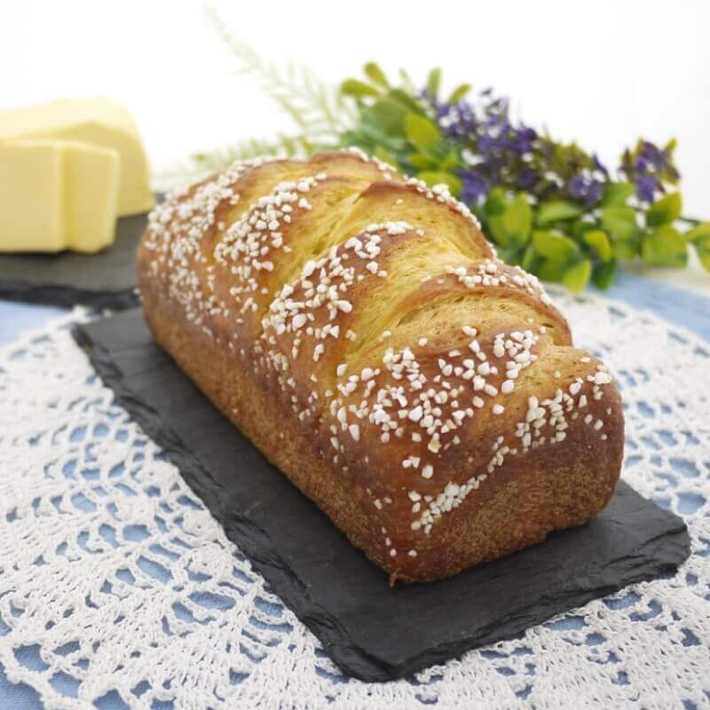 Recipe Brioche loaf