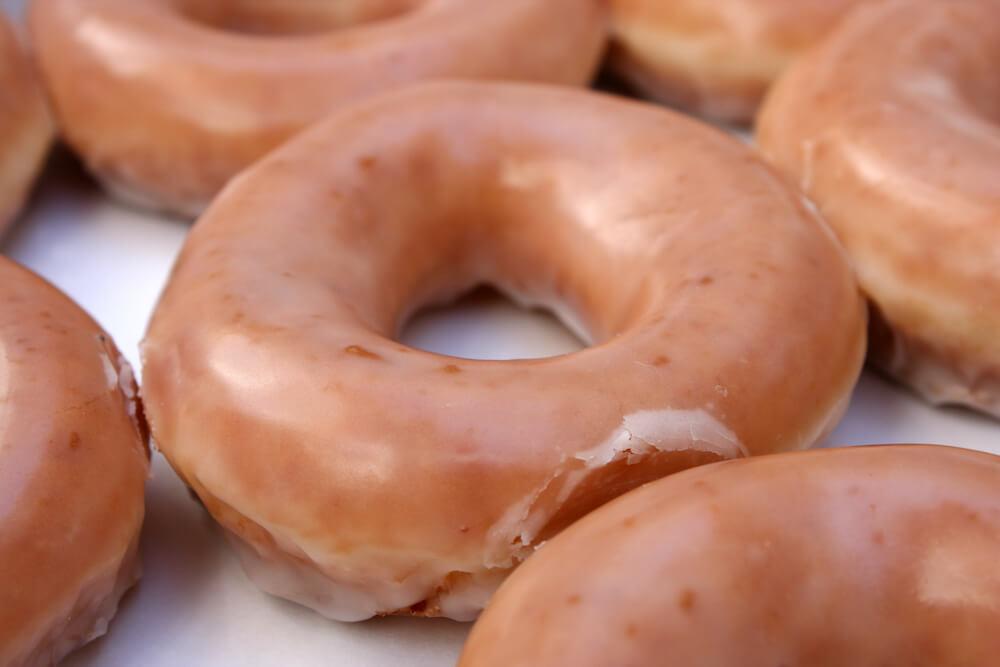 All-purpose compound chocolate Donut