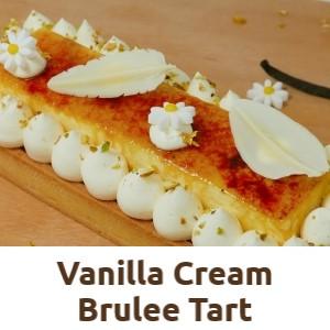 Top_Recipe_5_Vanilla Cream Brulee Tart